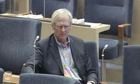 Bosse Ringholm pratar SNI koder