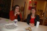 Frida och Kristin på Geektown