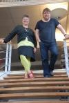 Susann och Per-Erik på Filmpool Nord