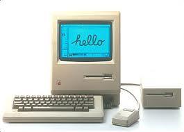 Kanske Johans första Mac?
