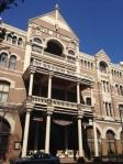 Hotellet Driscoll, Austins ursprung